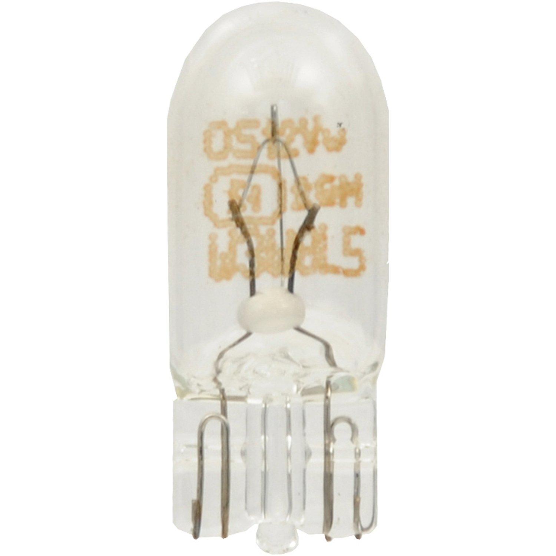 SYLVANIA 2825 Long Life Miniature Bulb, Contains 2 Bulbs