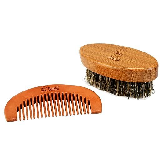 82 opinioni per Breett Spazzola per barba, Pettine Barba, Pettine di precisione Kit di