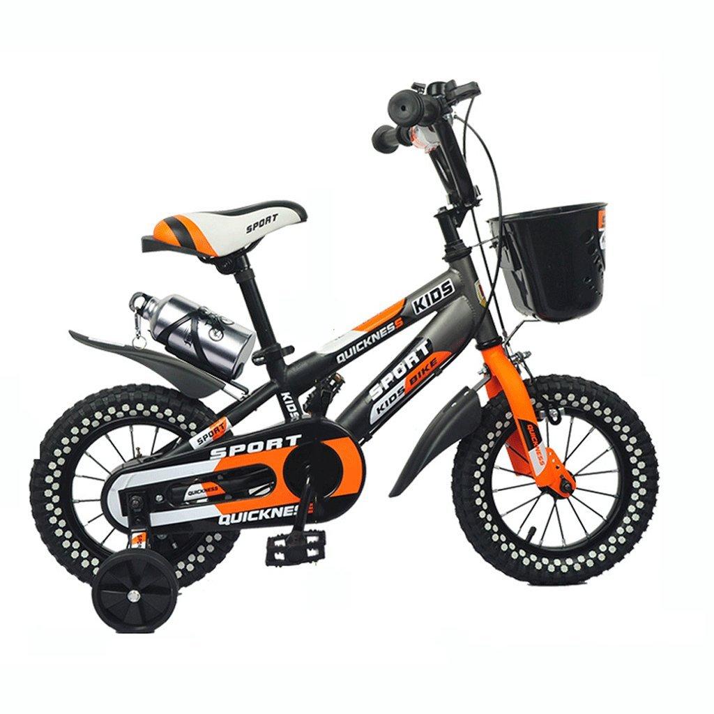 自転車 子供用自転車2-4-6-7-8歳マウンテンバイク (サイズ さいず : 14 inch) B07DYDHV3W 14 inch 14 inch