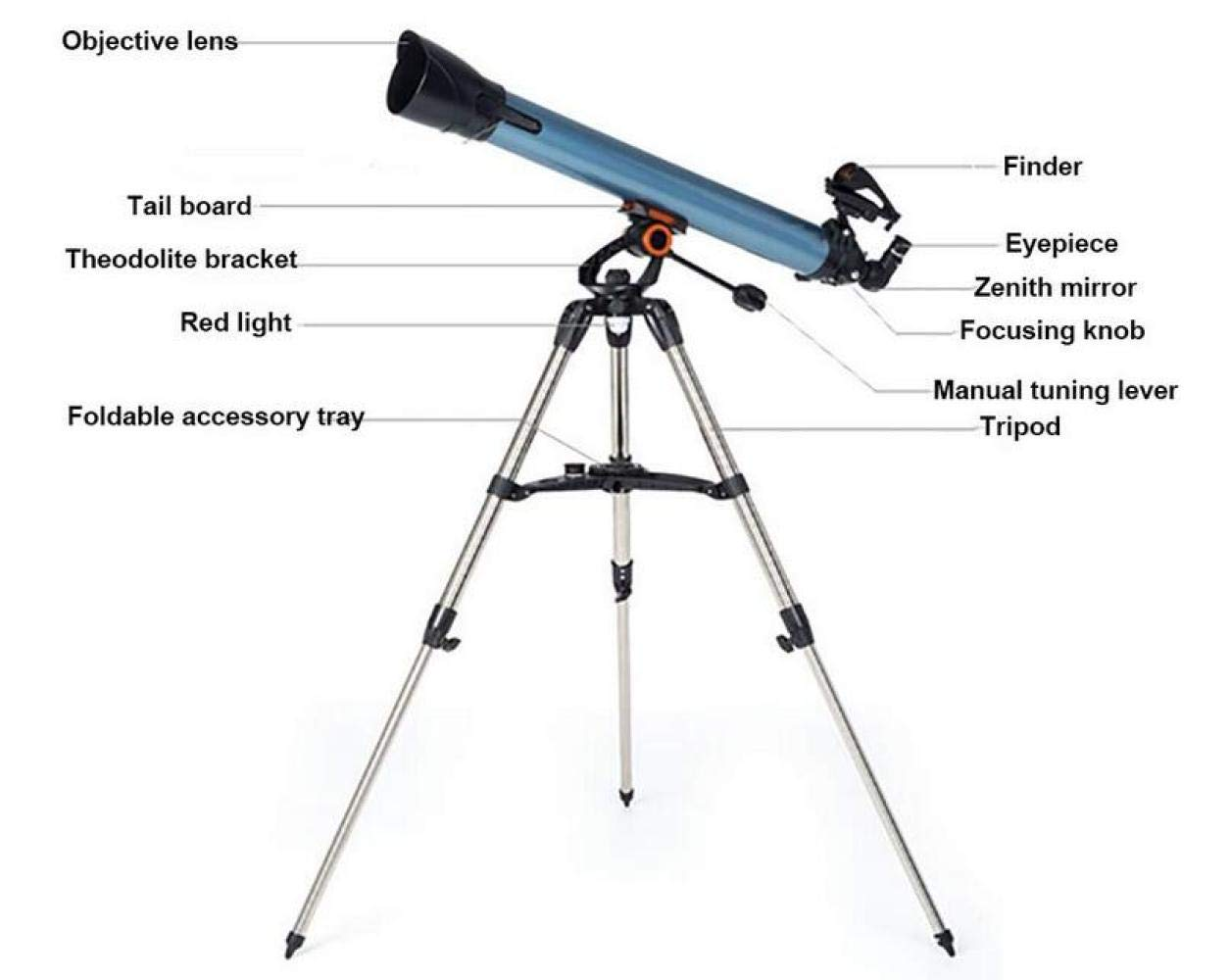 CTO Astronomical Telescope Astronomy Mobile Phone Photo Apocalypse Hd Star Star Star Moon,A,Telescope by CTO (Image #2)