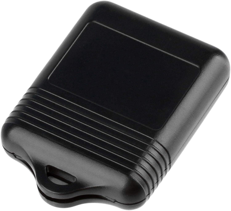 LJA2610AA Set of 2 Key Fob fits 1997-2000 Jaguar XK8 // 1998-2000 XJR XJ8 Vanden Plas Keyless Entry Remote
