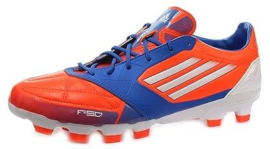 8aa7599955 Adidas F50 adizero TRX FG Leather Mens Football Boots UK Size 7 ...