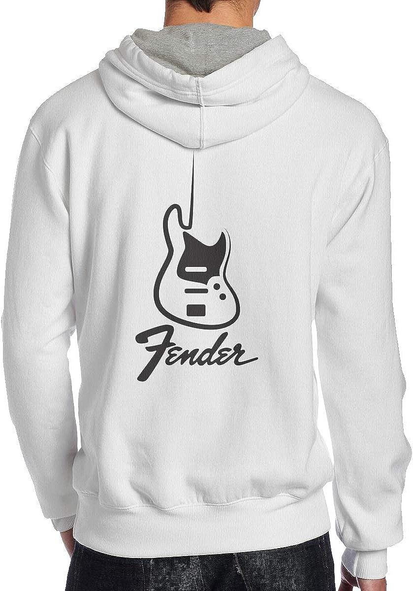 Wonderbce Mens Hoodie Sweatshirt Fender Mens Hoodie with Cap,Hoodies,Hoodies for Men