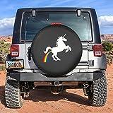 Jeep Wrangler Unicorn Spare Tire Cover