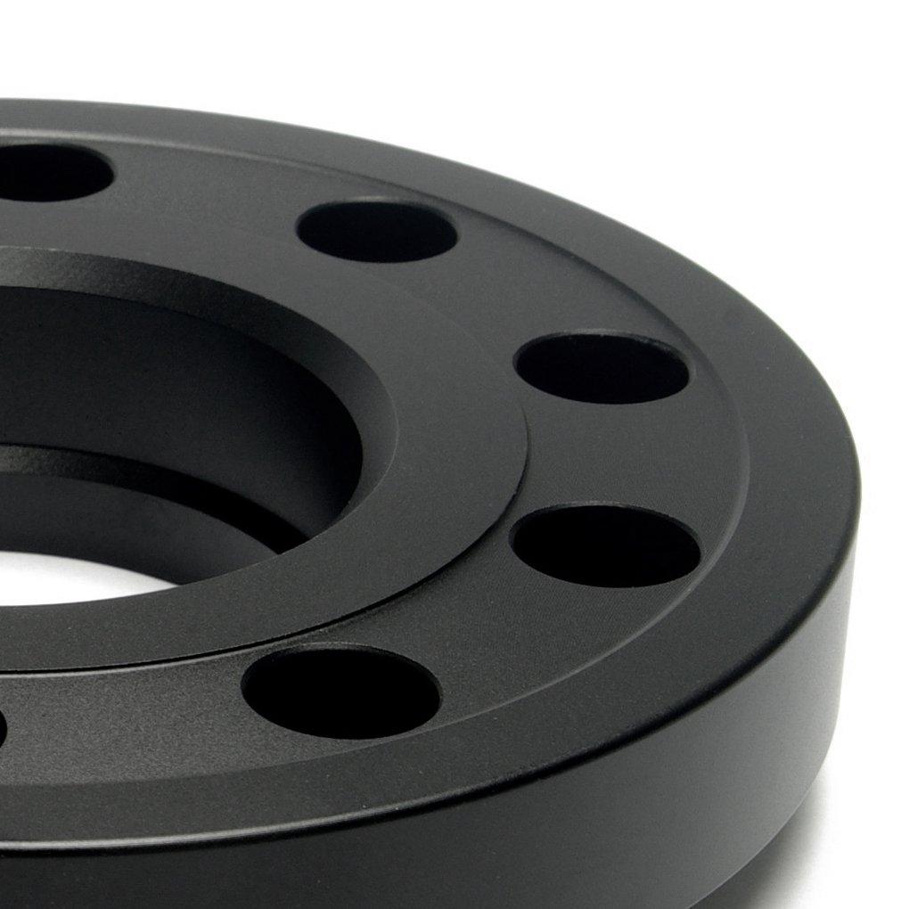2 X 20mm HUBCENTRIC SEPARADORES con pernos de Porsche para adaptarse Porsche