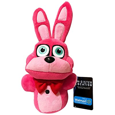 "Funko Five Nights at Freddy's Sister Location - Bonnet 6"" (Walmart) Exclusive Plush Doll: Toys & Games"