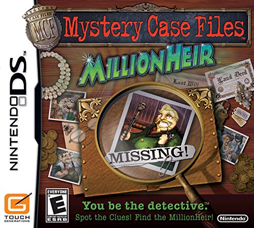 (Mystery Case Files:)