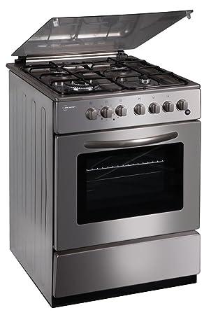 Atlantic cocina a gas eléctrica con ventilador de horno 60 x 60 ...