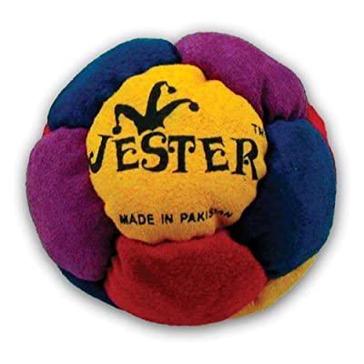Adventure Trading Jester Footbag Blister Pack: Sports & Outdoors