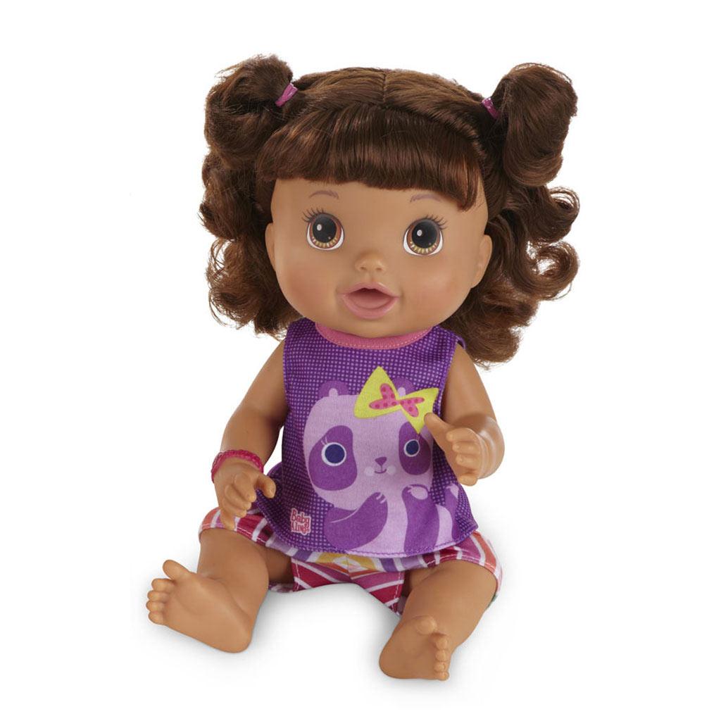 Baby Alive Make Me Better Doll Hispanic Brunette Hasbro