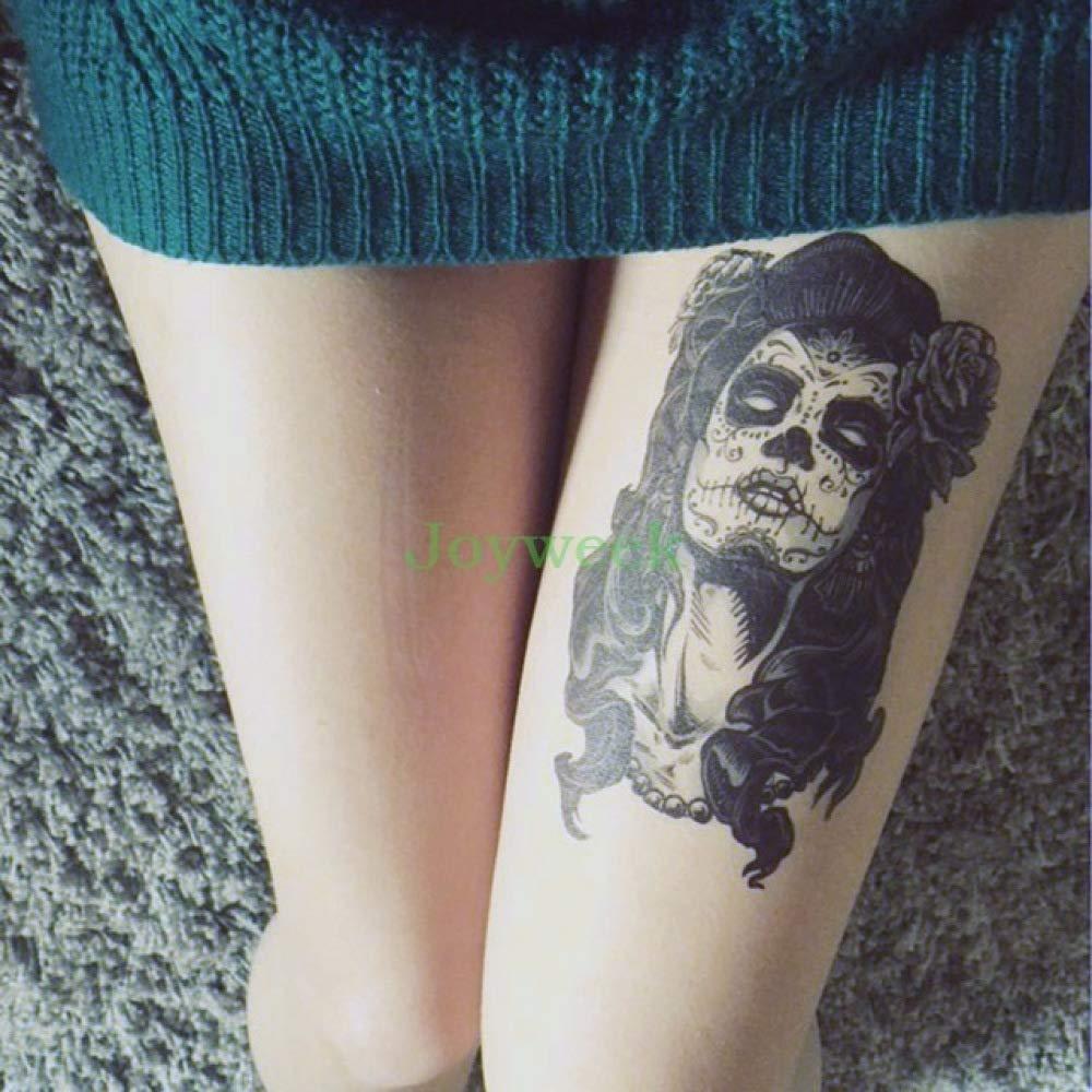 Handaxian 3pcs Aumentaron Tatuaje de la Pierna del Brazo del ...