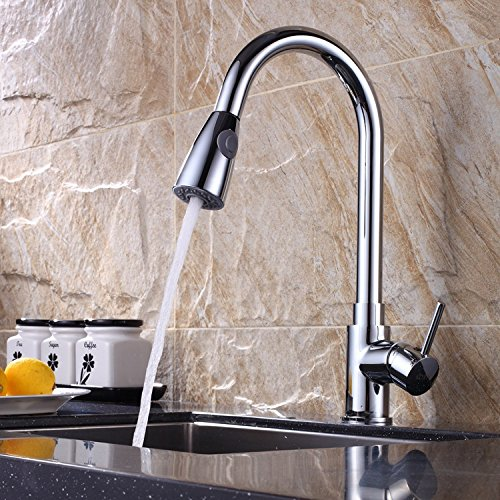 Lpophy Bathroom Sink Mixer Taps Faucet Bath Waterfall Cold and Hot Water Tap for Washroom Bathroom and Kitchen Hot and Cold