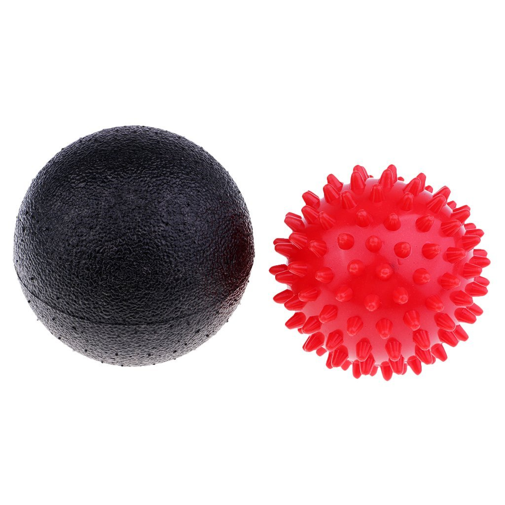Baoblaze Massage Spiky Peanut Ball, Sports Gym Fitness Exercise Lacrosse Ball, Strength Training Ball by Baoblaze (Image #8)