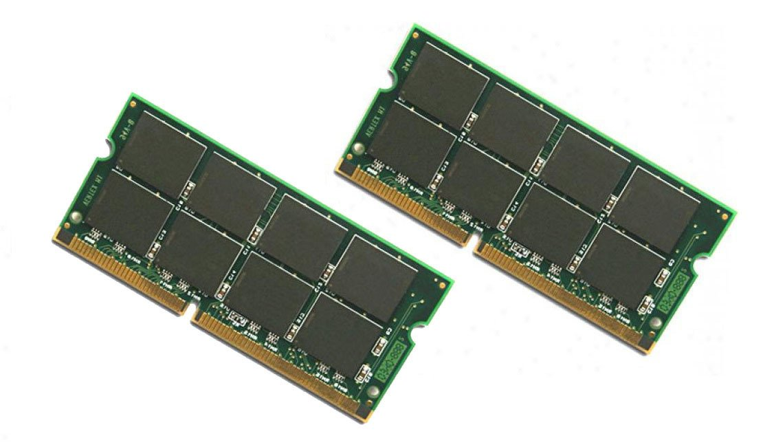 1GB (2x512MB) PC133 for Compaq Evo N600c Memory RAM