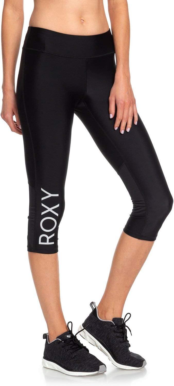Roxy Womens Brave for You Sports Capri Leggings