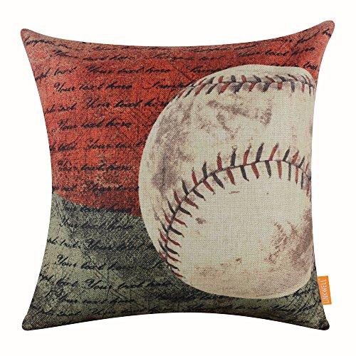 Baseball Throw Pillow - 7