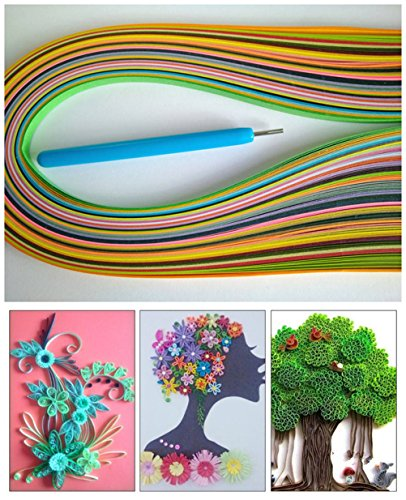 quilling paper sheets - 4