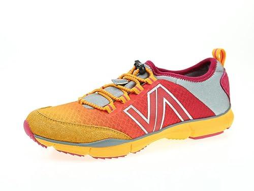 Vado Speed Zapatillas Naranja Mango Goma, Cremallera, Color: Naranja; tamaño: 37: Amazon.es: Zapatos y complementos