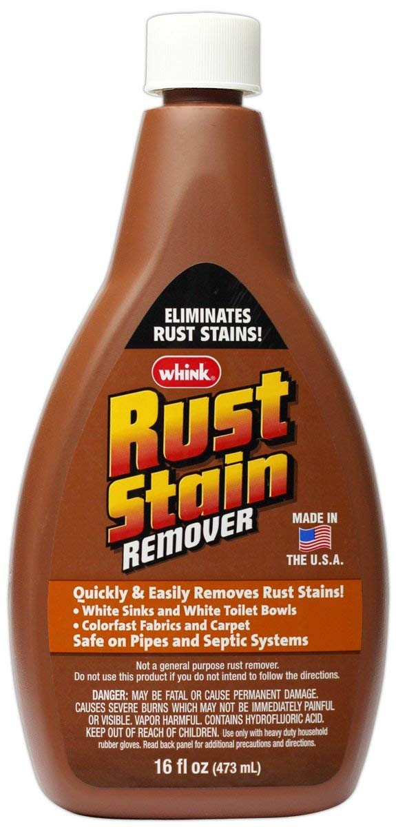 efew Rust Stain Remover by Whink