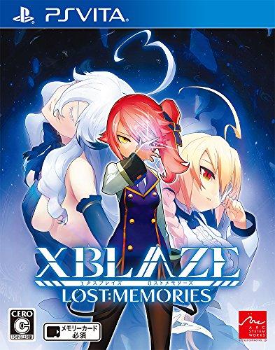 XBLAZE LOST:MEMORIES (Japanese version)