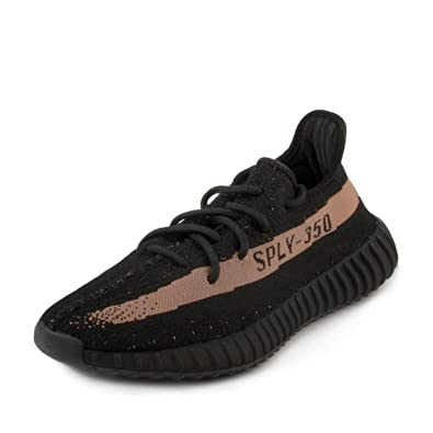Authentic black / white core adidas yeezy boost 350 v2 (mksole.cn