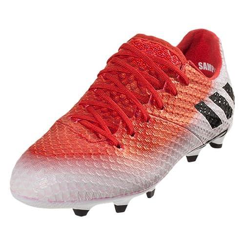 watch b61ac 6a7cc Amazon.com   adidas Messi 16.1 FG Kids Soccer Cleat   Soccer