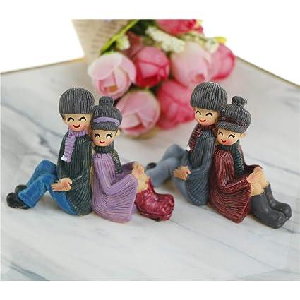 Figurines Miniatures - Mini Crafts Bonsai Micro Landscape