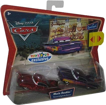 Purple Ramone /& Red Ramone Movie Doubles Toy Disney Pixar