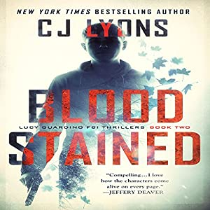 Blood Stained Audiobook