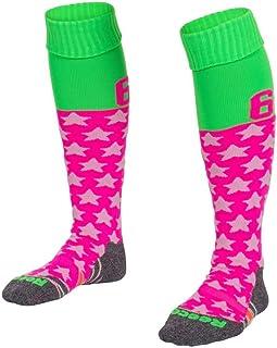 Reece numbaa Calzettoni Hockey calze rosa verde