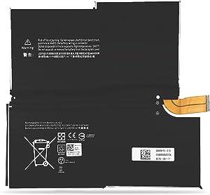 BatteryMon Battery for Microsoft Surface Pro 3 1631 1577-9700 Tablet, G3HTA005H G3HTA009H MS011301-PLP22T02 (7.6V 42.2Wh)