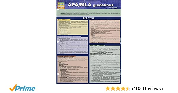 what are apa guidelines