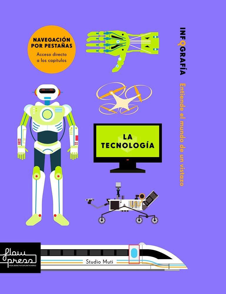 La tecnología (Spanish) Paperback – 2018