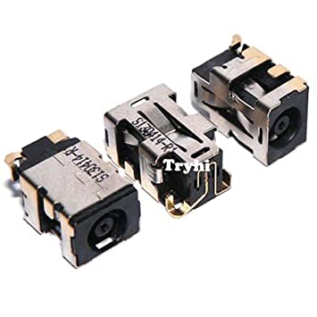 DC power jack in charging port for HP Pavilion Gaming 15-CX0010CA 15-CX0056WM