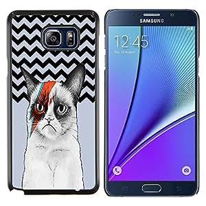 Dragon Case - FOR Samsung Note 5 N9200 N920 - Choose our friends - Caja protectora de pl??stico duro de la cubierta Dise?¡Ào Slim Fit