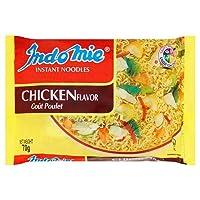 Nigerian Indomie Noodles Chicken Flavor - 40 Pack (Made in Nigeria)