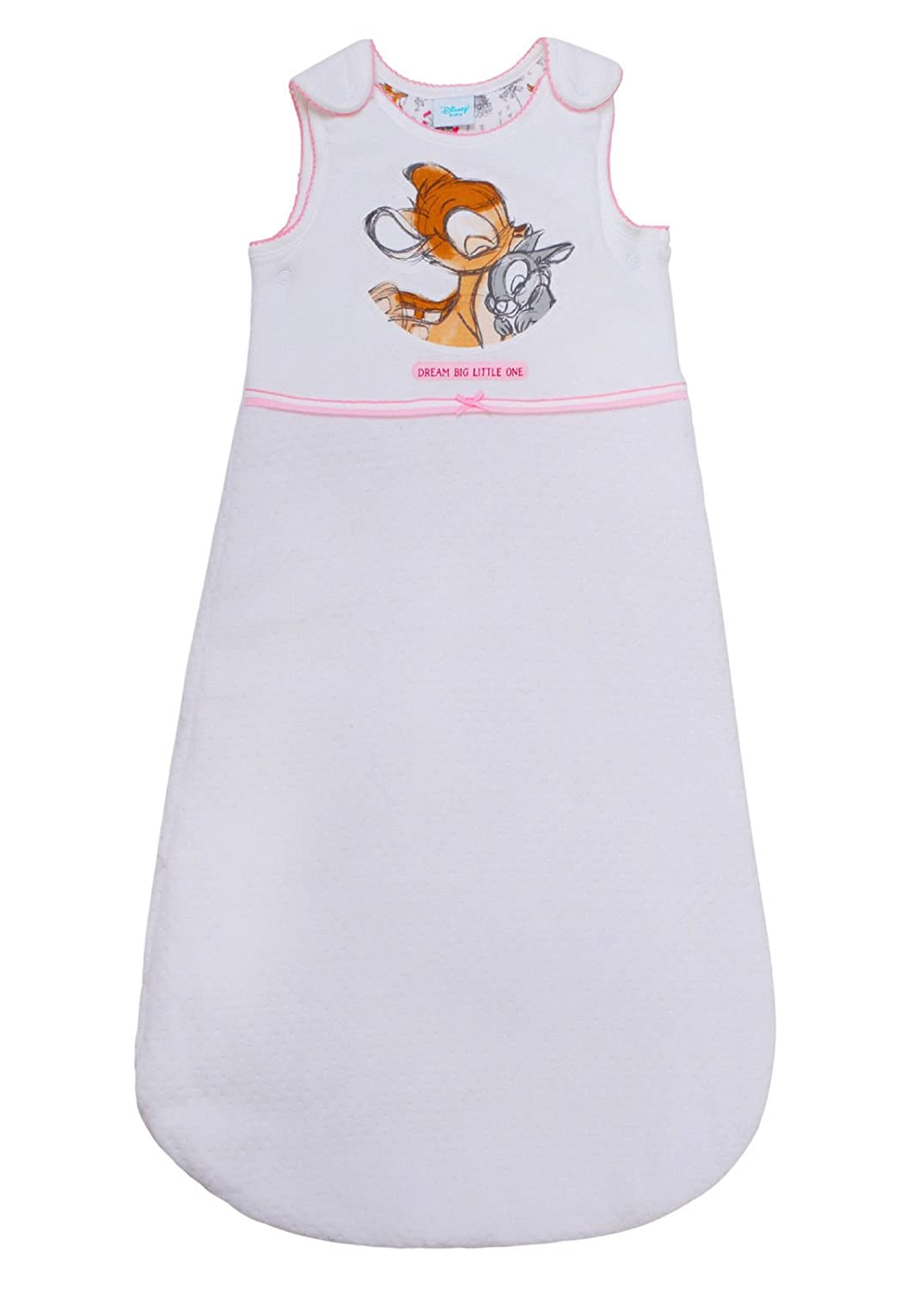 Baby Girls Sleeping Bag Disney Bambi 0-18m Tog 2.5 Brand New