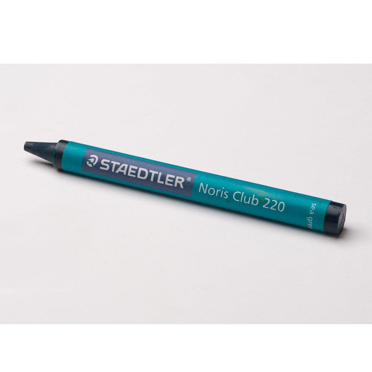 Staedtler 220 NC8 - Lápices plásticos y de cera (Pack de 8) 220 NC8 ST