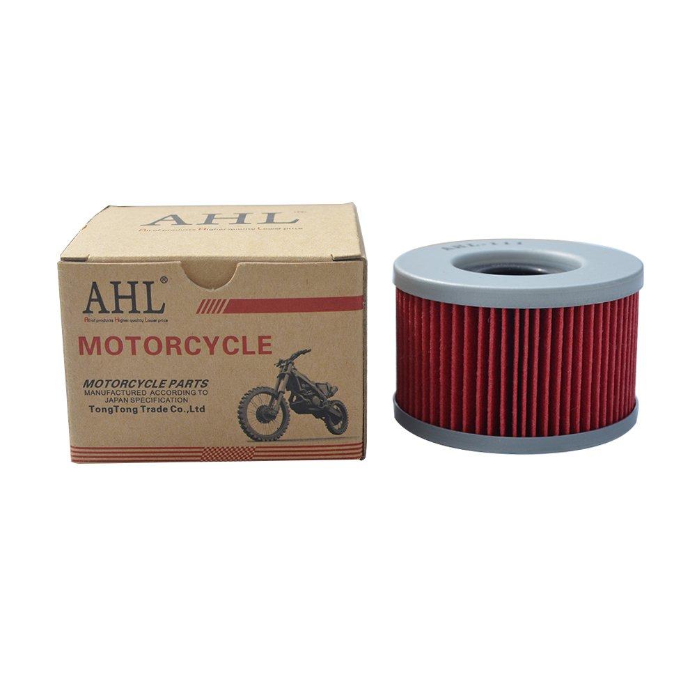 AHL 111 Oil Filter for HONDA CX400 EC 400/CB400 400 1982-1984