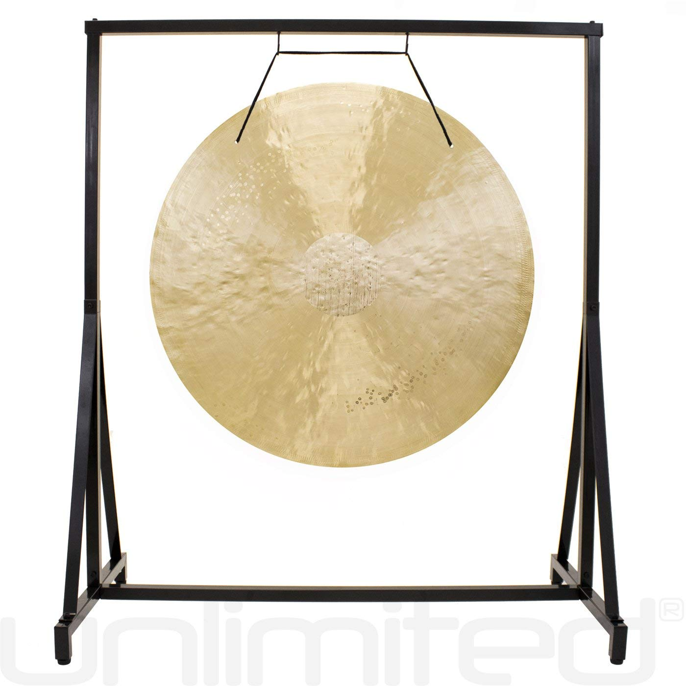 30 to 40 Gongs on the Everyday Miracle Gong Stand