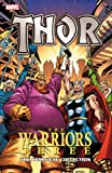 img - for Thor: The Warriors Three: The Complete Collection (Thor (Marvel Paperback)) book / textbook / text book