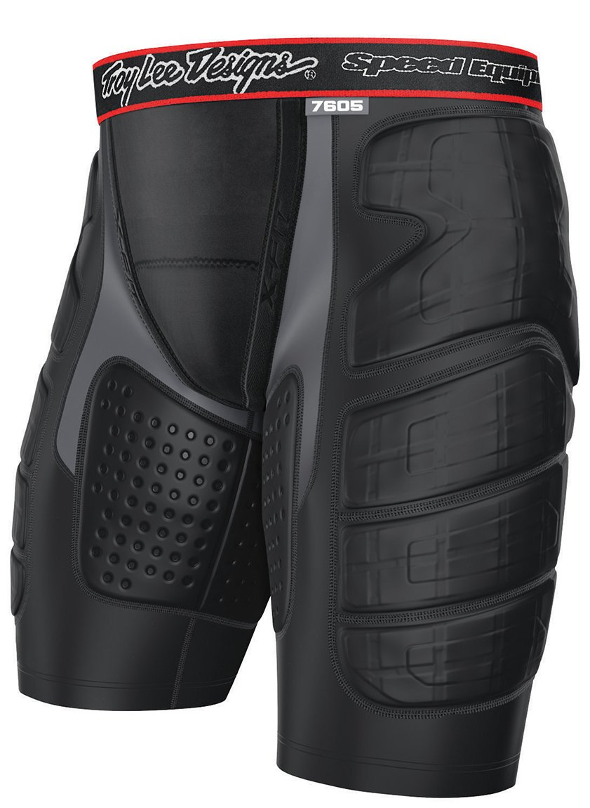 Troy Lee Designs Youth 7605 Ultra Protective Riding Short-YL