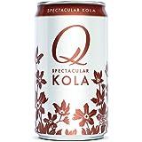 Q Mixers Kola, Premium Cocktail Mixer, 7.5 oz (12 Cans)