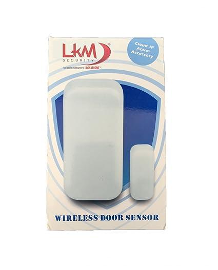Noi pequeñas alarmas ventanas con captor magnético Ideal ...