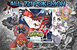 eon ticket - Unlocked Pokemon Y with all 721 Shiny Battle Ready Pokemon, Items, and More!