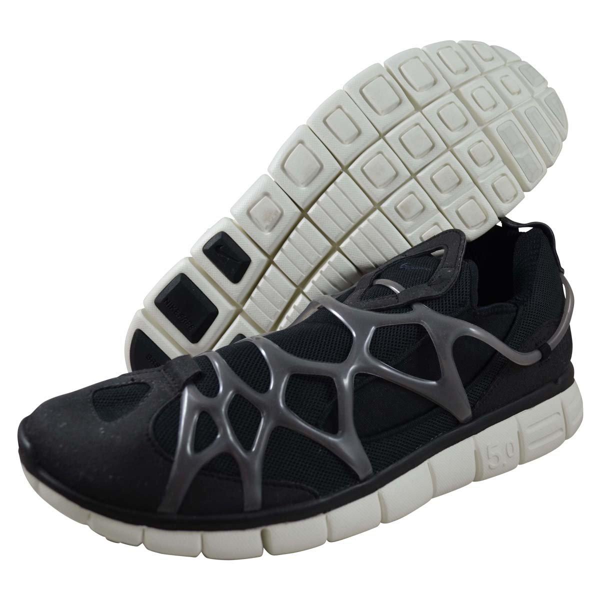 Nike Kukini Free Laufschuhe black anthracite sail 47,5