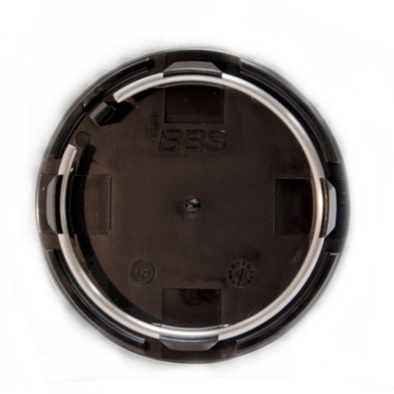 Embellecedor BBS para tapacubos de carbono y plata, 70 mm, 0924467: Amazon.es: Coche y moto