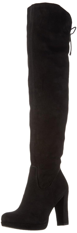 Tamaris Classiques 25560, Bottes Hautes Classiques Femme Noir Tamaris (Black Bottes 001) 380dde7 - piero.space