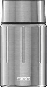 Sigg Gemstone Food Jar Selenite (0.75 L), Insulated Food Container for The Office, School and Outdoors, 18/8 Stainless Steel Thermo Container