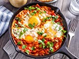 Moroccan Shakshuka with Freekeh & Harissa Meal Kit by Takeout Kit (Dinner for 4)